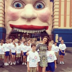Miranda Kerr Kids Help Line