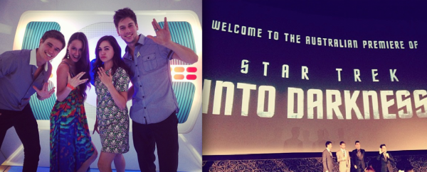Star Trek Premiere