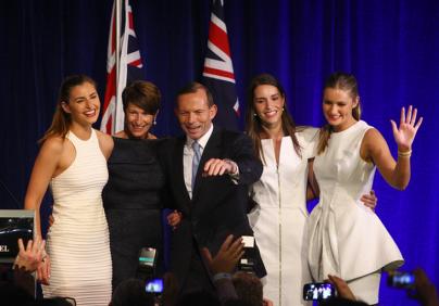Tony Abbott Prime Minister